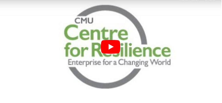 VIDEO: Centre for Resilience at CMU